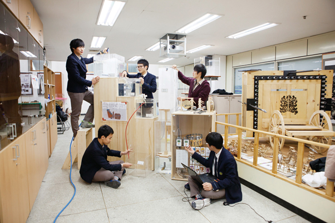 예술과 인문학 결합한 새로운 과학수업의 현장