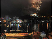 통영 한산 대첩 축제