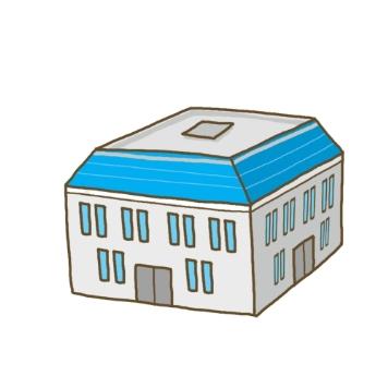 건물 삽화