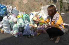 쓰레기 불법투기, 분리수거