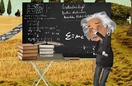 26화 알버트 아인슈타인 : 시간과 공간, 그리고 빛… -파트2