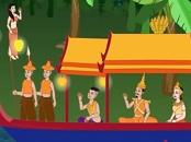 [태국] 1차시 아름다운 태국 전통 축제와 환경 보호
